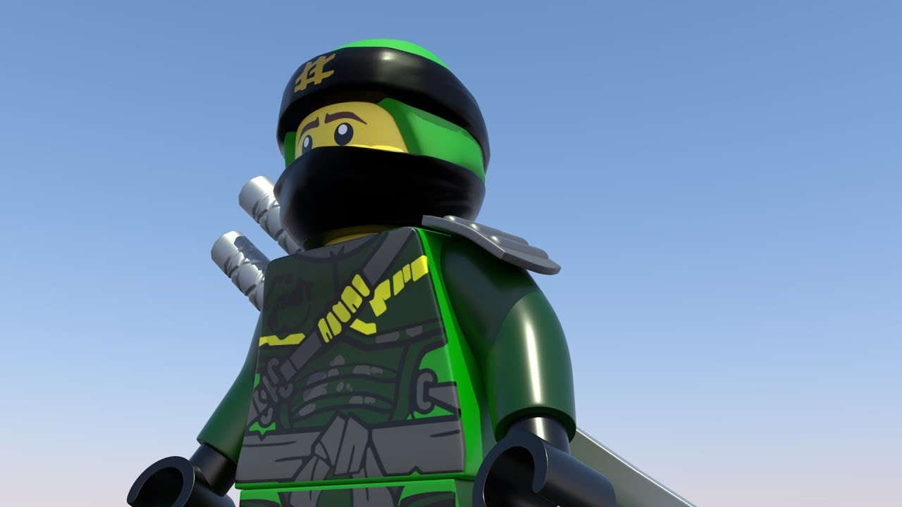 Lego ninjago season 9 lloyd cgi youtube - Ninjago saison 2 ...