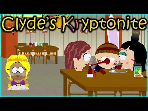 Raisins Girls and Clyde  - South Park The Fractured But Whole Game |