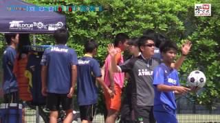 済々黌vs天草高 平成29年度高校総体サッカー4回戦