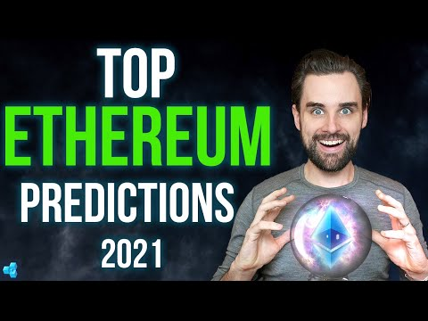 This will happen to Ethereum in 2021! It will be INSANE!