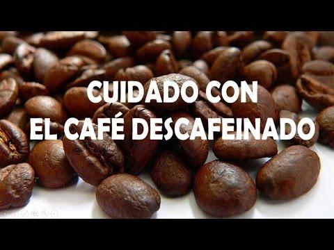 Arterial cafe descafeinado y presion