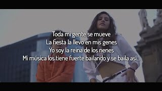 Sarah Silva ft. Sebastian Urdiales - MI GENTE (COVER J Balvin ft. Beyoncé) (Letra /Lyrics)