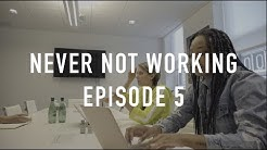 Never Not Working EP.5| HITCO SHOWCASE AND 1AM VIBES NYC 2018