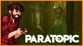 THEIR FACES ARE TOO REAL | Paratopic (David Lynch Style Horror) Gameplay/Let's Play #1