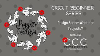 Cricut Beginner Series: What are Projects?