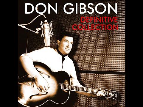 Don Gibson - Take Me as I Am