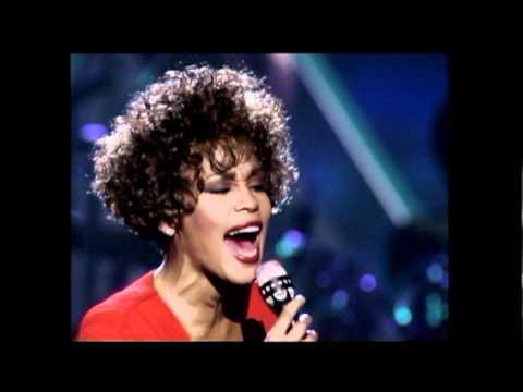 Love Medley (Live) - Whitney Houston HQ
