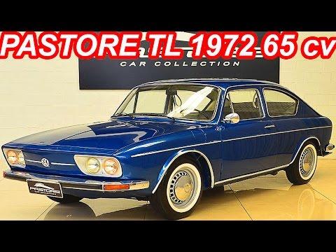 PASTORE Volkswagen TL 1972 RWD MT4 1.6 65 cv 12 mkgf 135 kmh 0-100 kmh 20,5 s