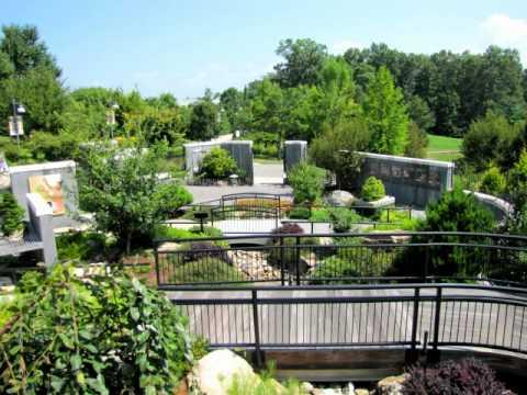 NC Arboretum Slide Show, Steve Wike,Blue Ridge Travel Guide