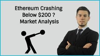 Ethereum Crashing Below $200 ? September Market Analysis