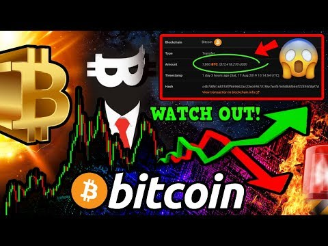 Bitcoin CRITICAL ZONE!! 23,000 $BTC WHALE Move!! Satoshi REVEALED!? Bakkt Update 🚀