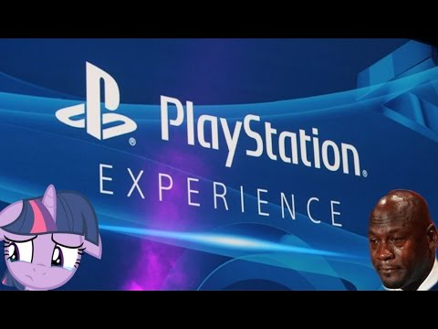 PlayStation Experience (PSX) 2016 Reactions: Sony Continues To Embarrass Themselves