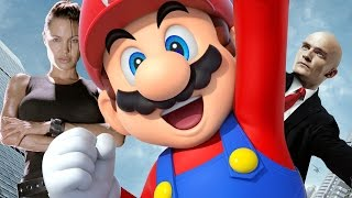 Can Nintendo Break the Video Game Movie Curse? - IGN Keepin' It Reel Podcast