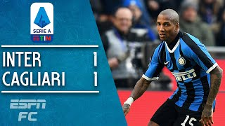 Ashley Young gets assist in Inter debut vs Cagliari  Serie A Highlights