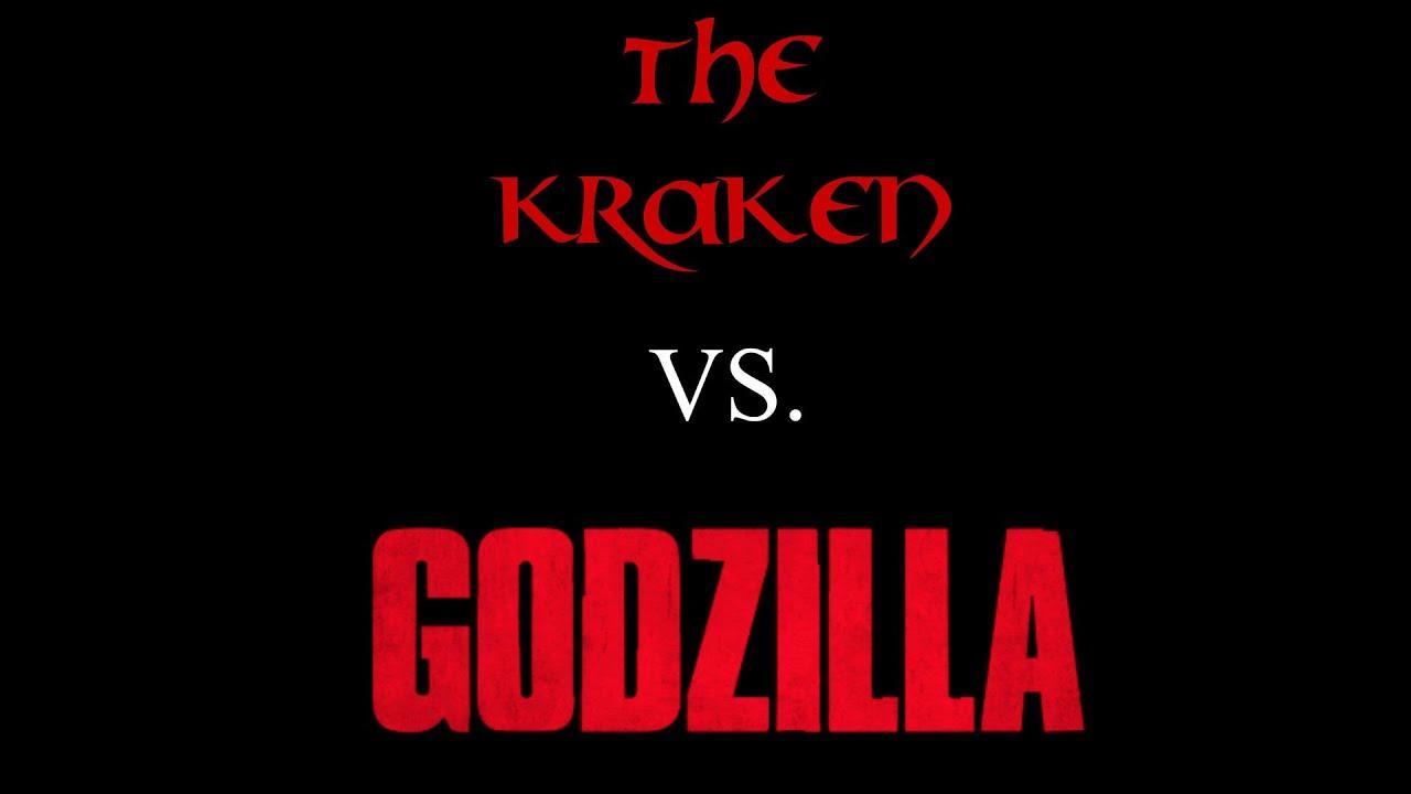 The Kraken Vs Godzilla