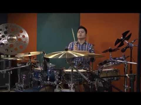 Echa Soemantri - Maliq & D'Essentials Medley (Drum Reinterpretation)