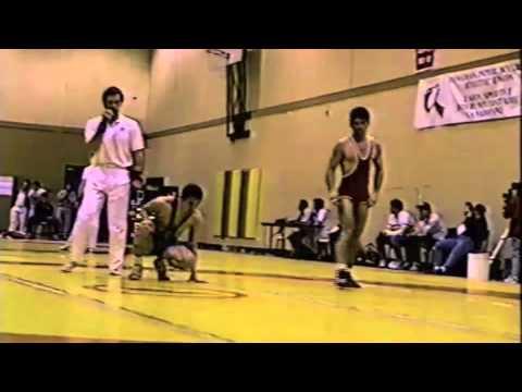 1993 CIS Championships: Grant Myers vs. ?
