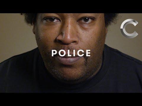 Police | Black Men | One Word