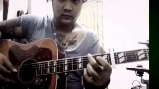 SURAT CINTA UNTUK STARLA ( Chord Gitar ) - Virgoun