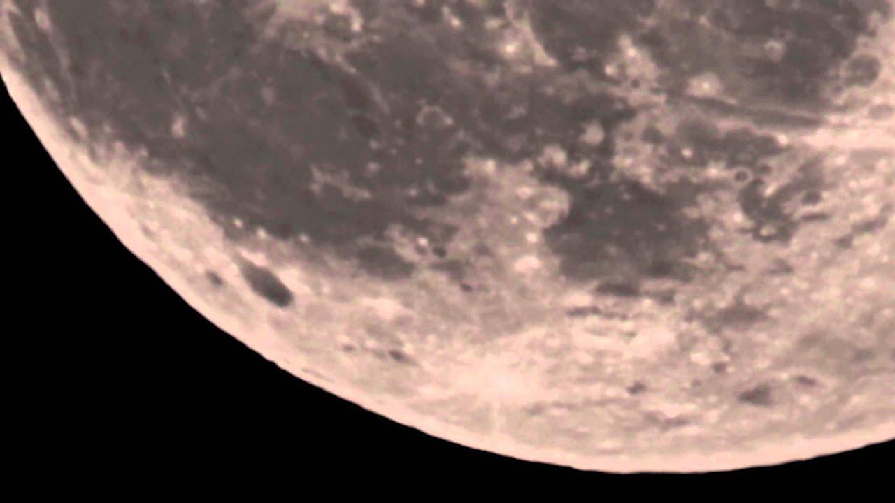 60D Sigma 150 500mm Moon Footage - Blitz Photography 2013