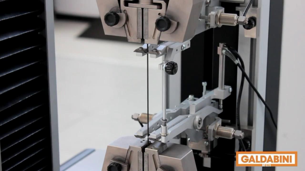 Experten Materialprüfung Zugversuch Draht ISO 6892 1 + ASTM E8 mit ...