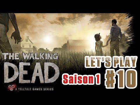 THE WALKING DEAD (Saison 1) - Episode #10 [PS4] le secret de Molly