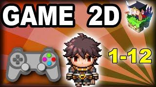 Como criar um jogo 2D de RPG (1-12) -  RPG Maker MV