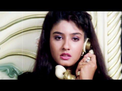 Sunny Deol, Raveena Tandon - Imtihaan Scene 12/13