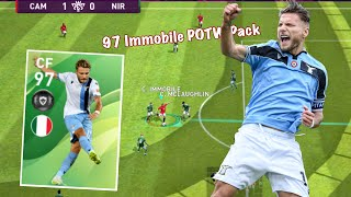 Review Featured Player CF 97 Rating IMMOBILE - Pes 2020 Mobile