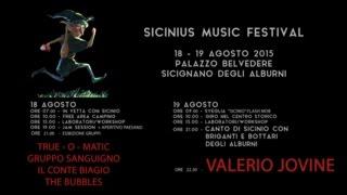 """Spot Sicinius Music Festival 2015 - """"Non puoi resistere al richiamo!"""""""