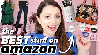 THE BEST AMAZON PRODUCTS // 2019