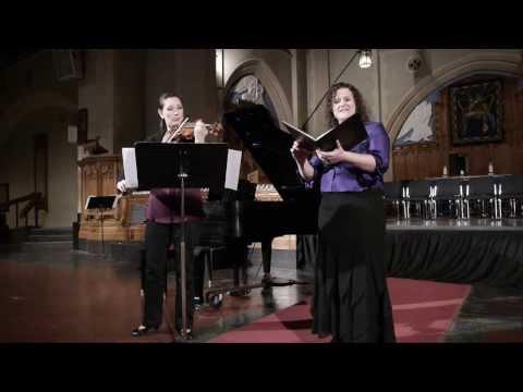 Gustav Holst - Four Songs for Voice & Violin