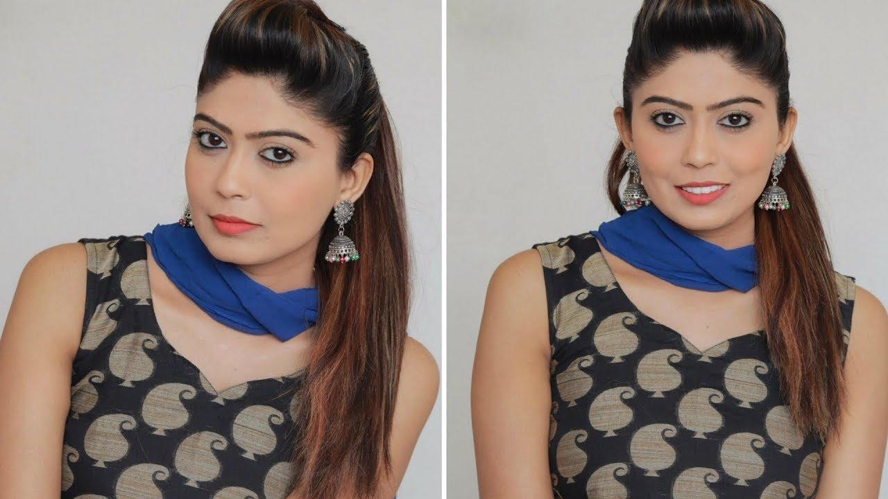 Download Long Lasting Summer Makeup | summer College/Office Makeup Look | Rinkal Soni