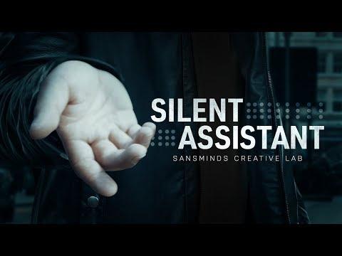 Silent Assistant by SansMinds Creative Lab