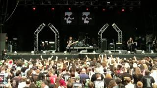 Flotsam & Jetsam - No Place For Disgrace - Bloodstock 2014