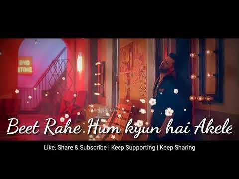 2nd Part Atif Aslam O re Piya WhatsApp status   Nuraid Khan