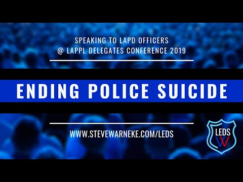 Police Suicide, PTSD, Cumulative Trauma And LEDS