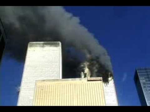 9/11 World Trade Center 2 Plane Crash