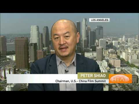 Janet Yang and Peter Shiao discuss China's booming film industry