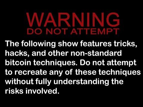 Bad Bitcoin Advice - Episode 1 - Photo Keys