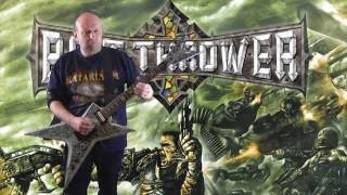 BOLT THROWER Inside The Wire /cover