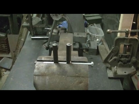 Adjustable Bending Fork & Jig For Blacksmiths