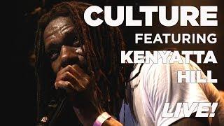 CULTURE FT. KENYATTA HILL LIVE @ REGGAE CENTRAL BIBELOT DORDRECHT