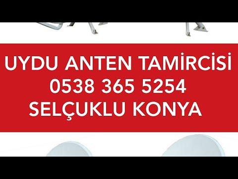 Meram Çanak Anten Tamircisi 0538 365 52 54