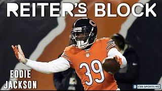 All-Pro Safety Eddie Jackson wants to outdo the '85 Bears defense | Reiter's Block