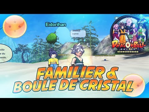 DRAGON BALL ONLINE FR | NOTRE PREMIERE DRAGON BALL ET NOTRE PREMIER FAMILIER!
