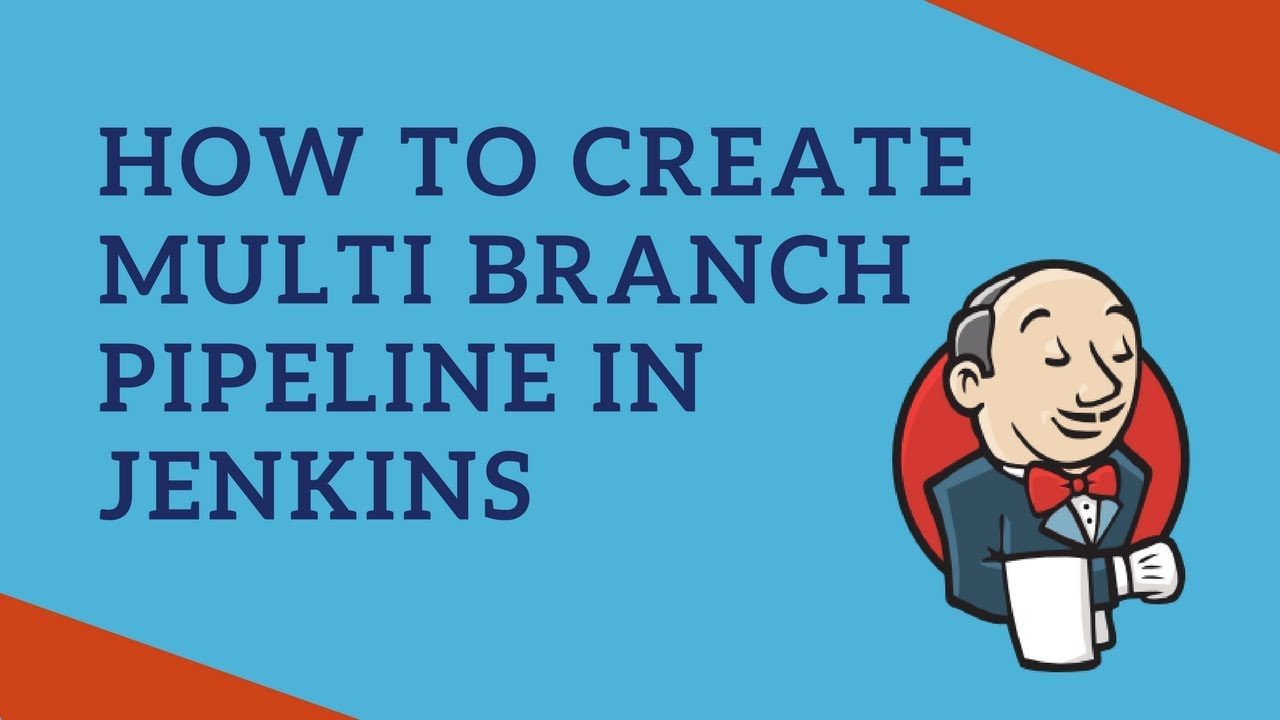 Multi Branch Pipeline Job using Jenkins | Tech Primers