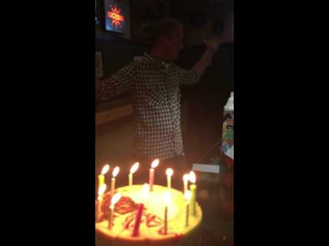 Epic Birthday Cake Failwhat Not To Do