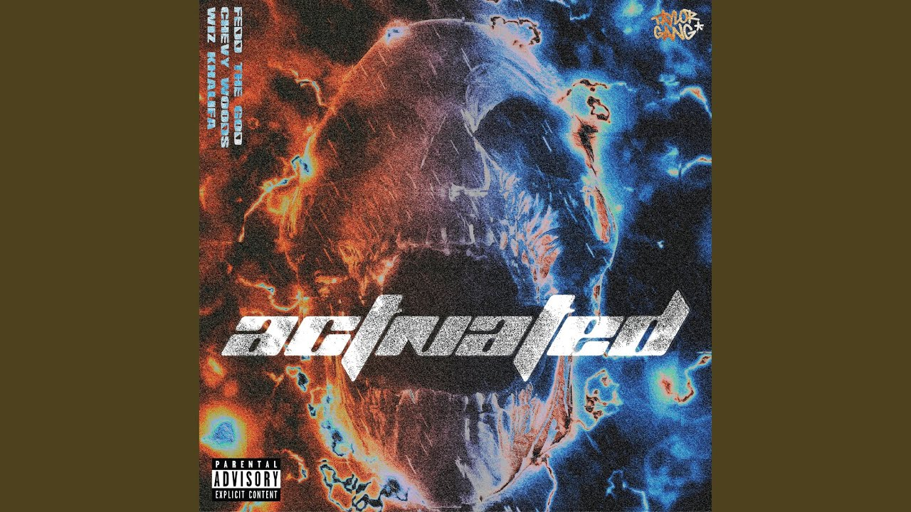 Fedd The God Drops 'Activated' With Chevy Woods & Wiz Khalifa