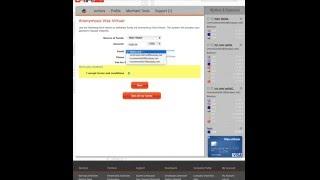 How to deposit, withdraw, send funds or order visa virtual using LavaPay eWallet